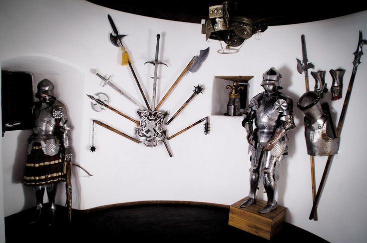 BRAN CASTLE THE ARMOR COLLECTION