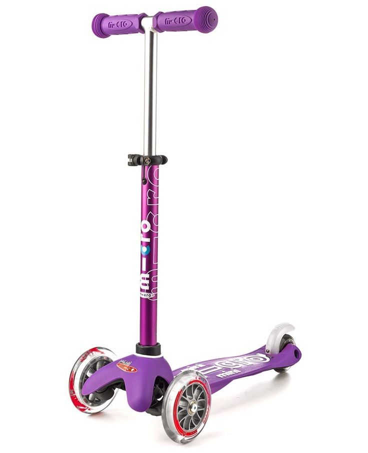 Mini Micro Scooter Deluxe Purple  Miss P's Wishlist to Santa - a purple scooter please! #EntropyWishList  #PinToWin