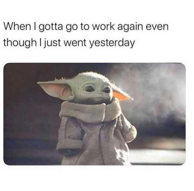 Imgur Com Funny Star Wars Memes Yoda Meme Yoda Funny