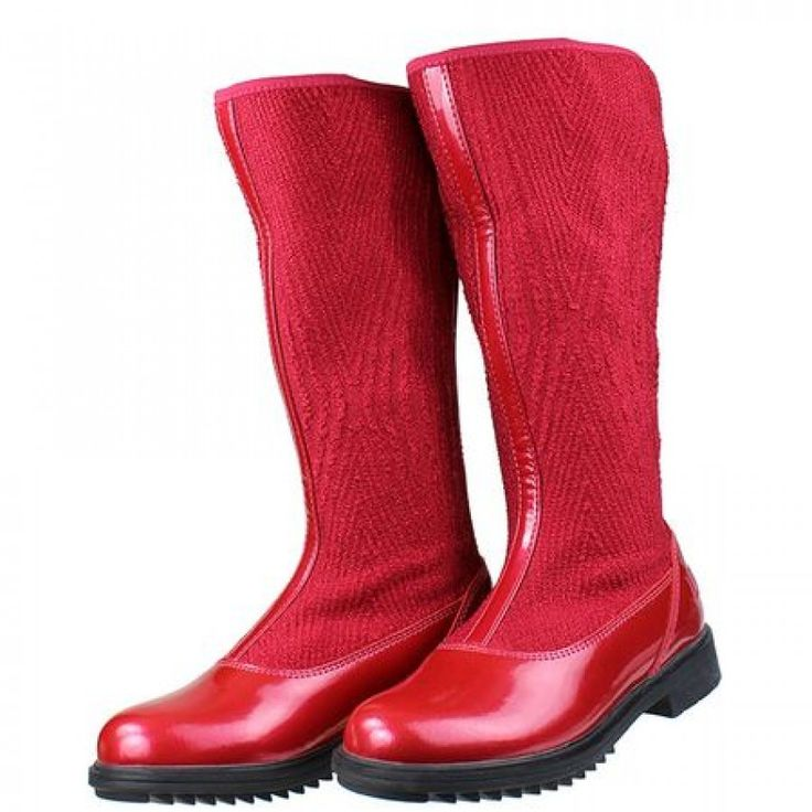 Lelli Kelly 3656 Magic Boots Red