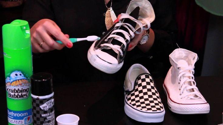 Jasa Membersihkan Sepatu