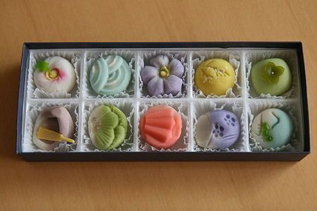 Japanese WAGASHI More