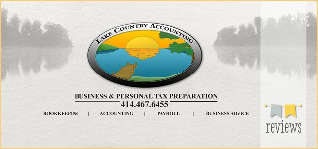 Lake Country Accounting located in Oconomowoc, WI for all you accounting needs | Bookkeeping, accounting, payroll and business advice.