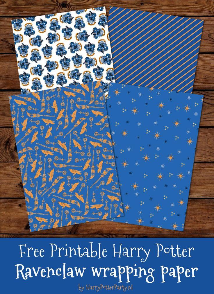 Als je eenmaal het perfect cadeautje voor de Harry Potter fan in je leven hebt gevonden, dan wil je dit natuurlijk ook in stijl kunnen inpakken! Maar waar haal je nu dat leuke Harry Potter inpakpap…