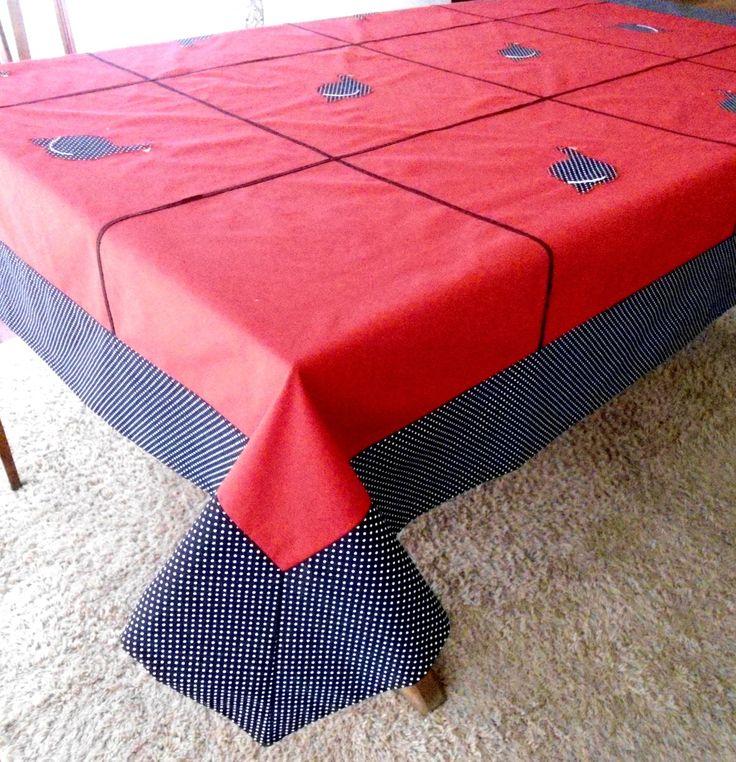 Dê boas vindas aos seus convidados com estilo!  Essa Toalha de mesa personalizada pode ser uma peça maravilhosa no seu almoço, jantar, lanche, churrasco ou festa.  Ótimo item para casa de campo, praia ou para presentear.  As toalhas de mesa personalizadas são confeccionadas em tecidos 100% algodã...
