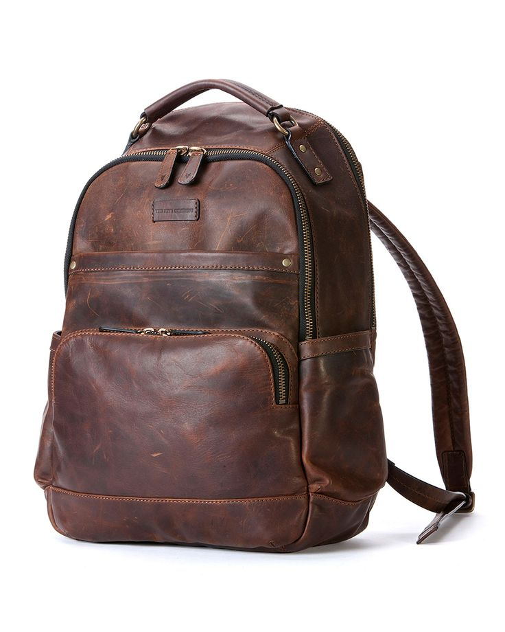 Leather Brown Backpack – Crazy Backpacks Leather Brown Backpack – Crazy Backpacks Leather Brown Backpack – Crazy Backpacks Leather Brown Backpack – Crazy Backpacks Large Brown Leather Backpack or Daypack with front by semicolony