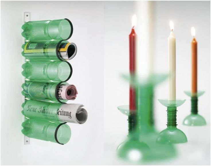 Top 10 DIY Crafts With Plastic Bottles