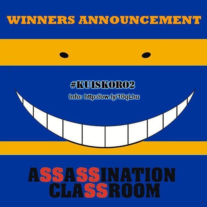 Hai Booklovers   Simak para pemenang #KuisKoro2 di #ForumELEX: http://ow.ly/10qLhu  Selamat kepada para pemenang! Nantikan kuis game dan kontes berikutnya ya