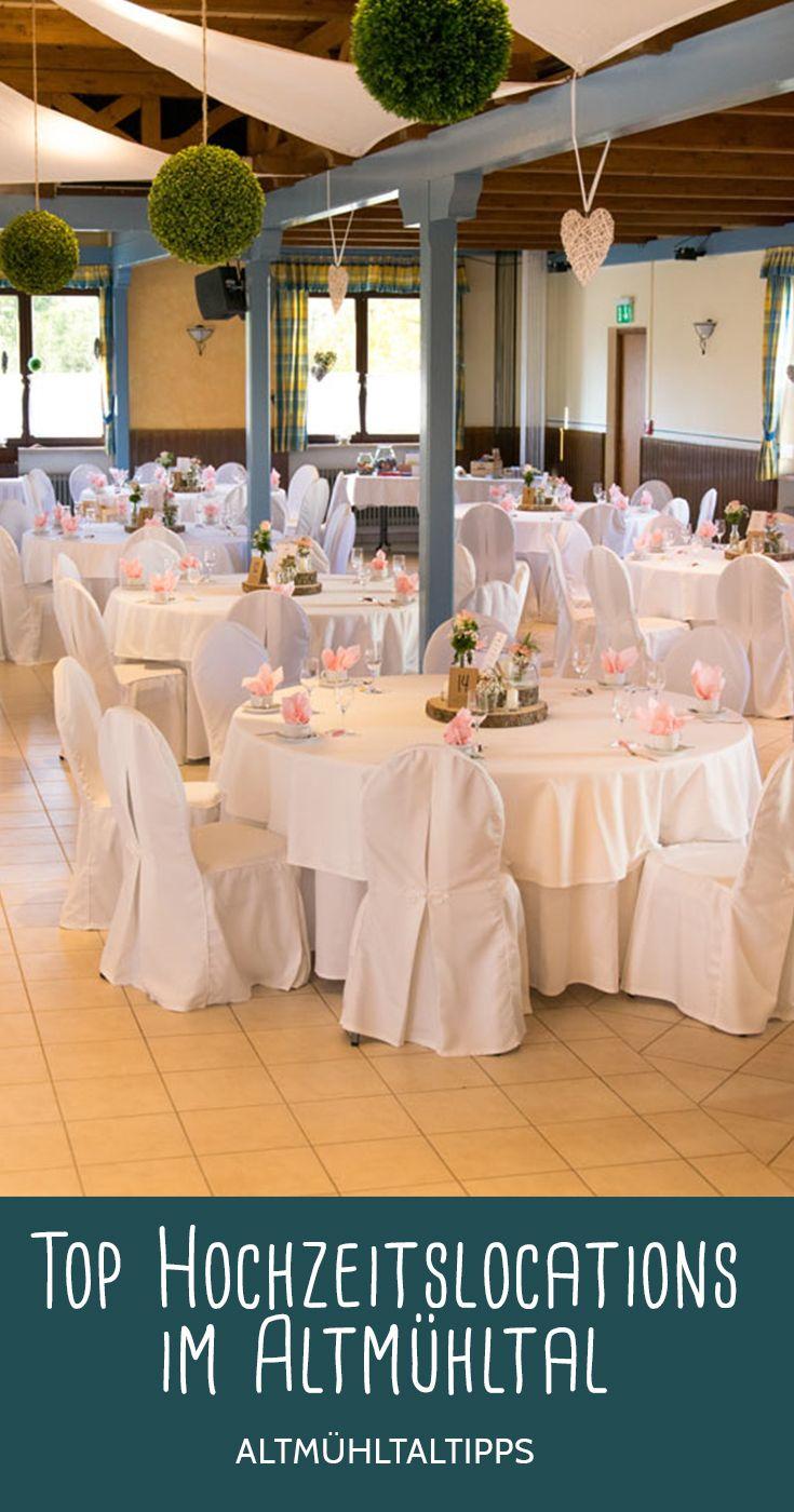 Top Hochzeitslocations Im Altmuhltal Hochzeitslocation Heiraten Hochzeit