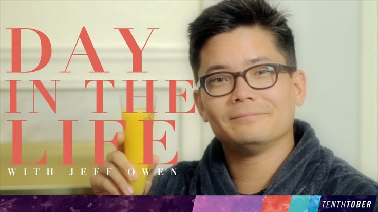 A Day in The Life with Jeff Owen from Tenth Avenue North #TENTHtober #jeffowen #tenthavenuenorth