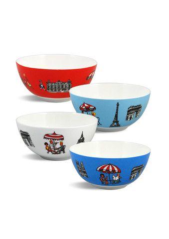 Buy Promenade Set of Bowls at only $39.95