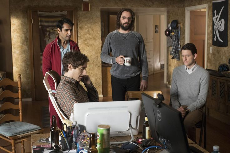 """HBO's """"Silicon Valley"""" sitcom -- written by Mike Judge (who created two animated TV shows -- """"King of the Hill"""" and """"Beavis and Butt-Head"""""""