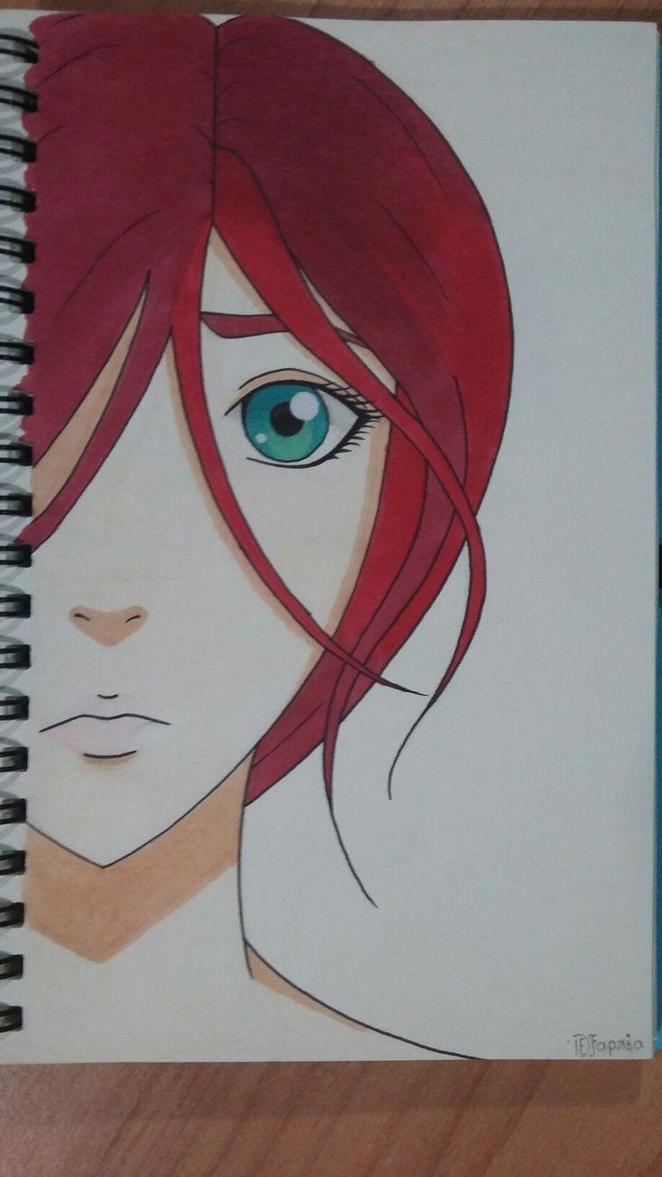 Manga sad girl @dimiexar