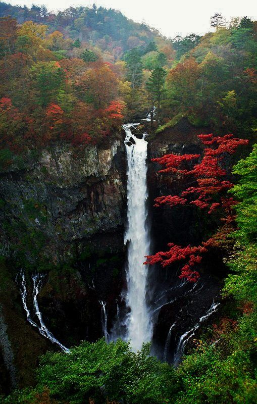 Kegon Waterfall,Nikko, Tochigi,Japan