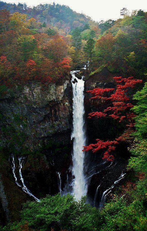 Kegon Waterfall,Nikko, Tochigi,Japan
