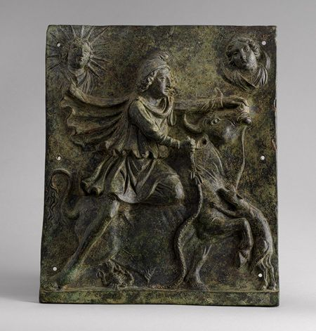 mithras slaying the bull essay Mithra & mithraism the legend of mithras consequently saturn is sometimes shown as a witness of the bull-slaying the adventures with the bull mithras's adventures with the bull appear almost exclusively monuments from the regions of the danube and the rhine.