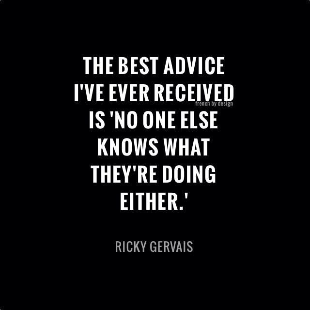 advice via ricky