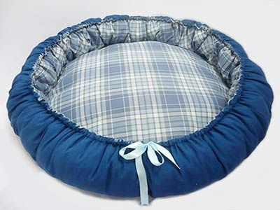 Cuddle Cup Dog Bed Pattern