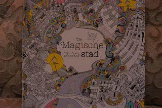 PerfectSweetColors: De Magische Stad