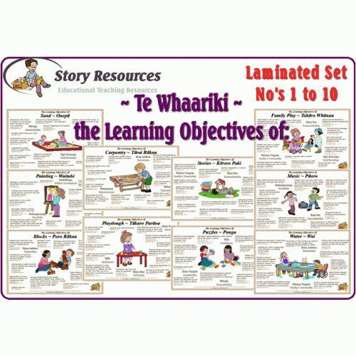 te whariki strands and goals - Google Search
