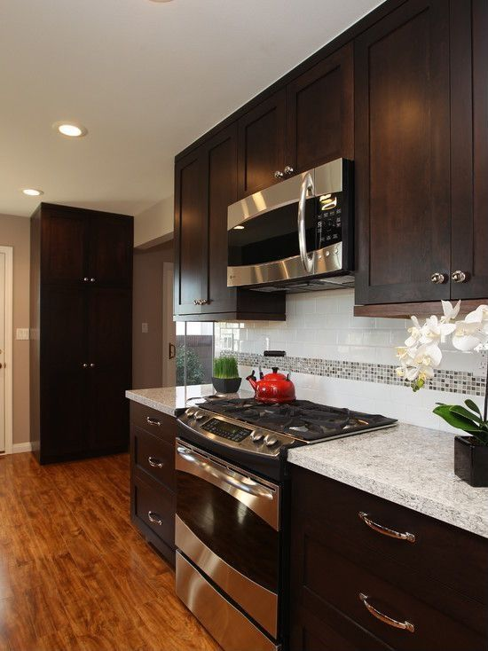 Modern Kitchen Backsplash 2014 14 best simple backsplash with accent strips images on pinterest