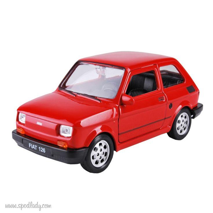 """""""Samochód dla Ciebie"""" popularnie zwany maluchem."""
