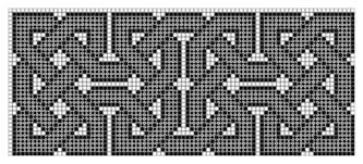 Image result for bead loom pattern