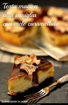 Non so se vi ricordate la ricetta della torta magica al cioccolato, in quella occasione vi dissi che era una torta che avevo fatto tanto per provare, perché la si trova ovunque sul web e io, pur di