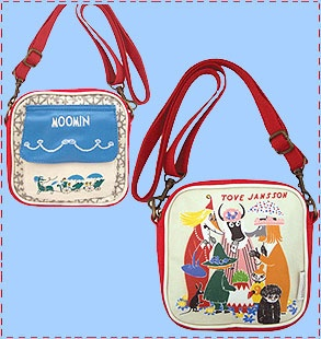 moomin bag, how great is this?