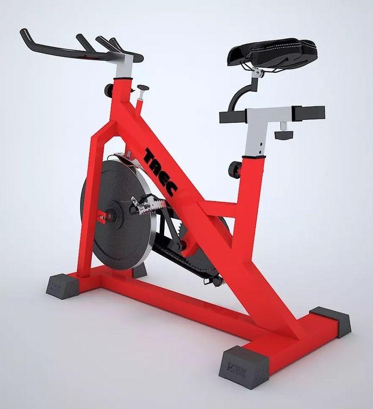 Bicicleta Indoor O Spinning Profesional De Alta Resistencia - $ 6.699,00 en…
