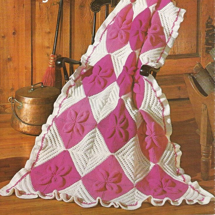 Nantucket Afghan Knitting Pattern : 98 best images about Cozy Afghan Patterns on Pinterest ...