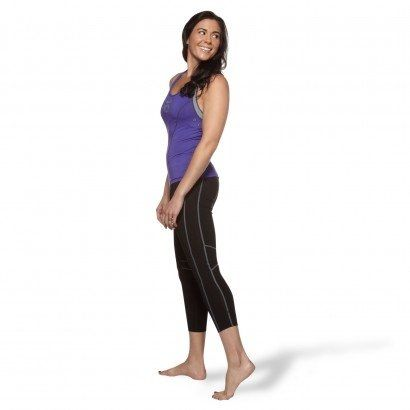 http://hotlistsports.com Jaco Women's Training Tights - Black - Small | What The Athletes are Sporting