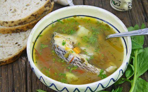 Retete Culinare - Ciorba de peste