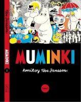 Muminki komiksy Tove Jansson. Tom I