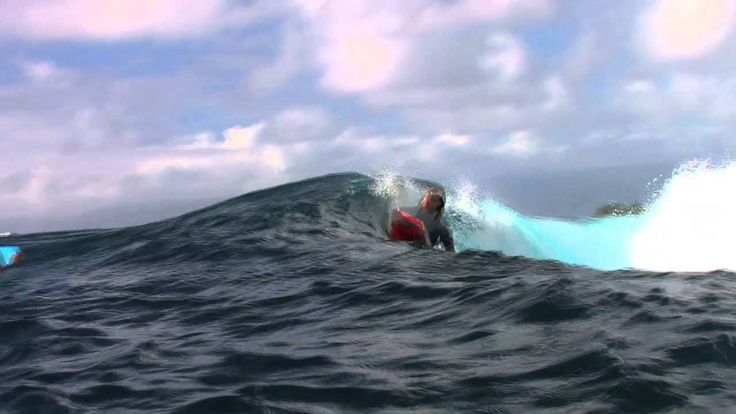 THE HIDDEN FACE // HI-PERFORMANCE BODYBOARDING IN TAHITI