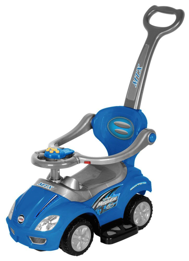 Baby 3 In 1 Stroller Ride On Push Car Amp Walker Jogger
