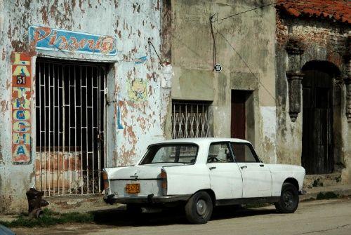 Oldtimer in Cuba #3