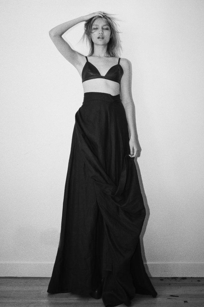 Charlotte Carey [Photo Courtesy of Wilhelmina Models]