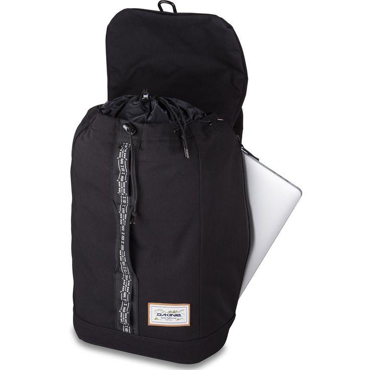 Dakine Rucksack 26L black (laptop pocket)