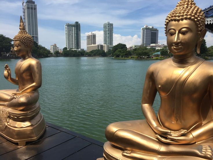 Statues in Sri-Lanka