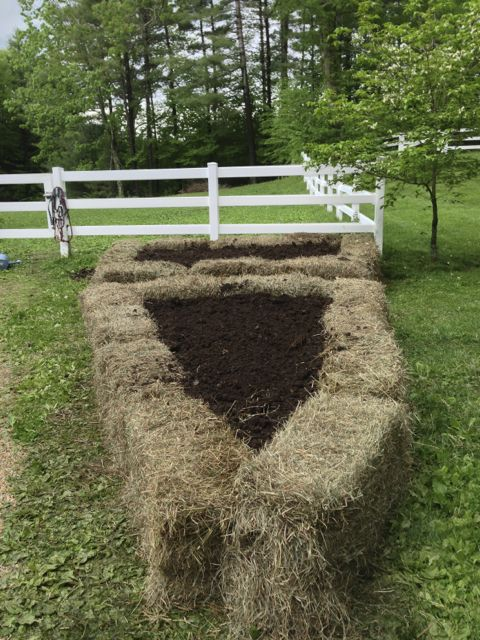 We try to farm with a minimal of outside inputs that consume resources in their production and distribution, so building raised beds using o...