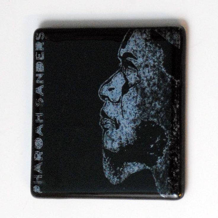 Pharoah Sanders Single Coaster