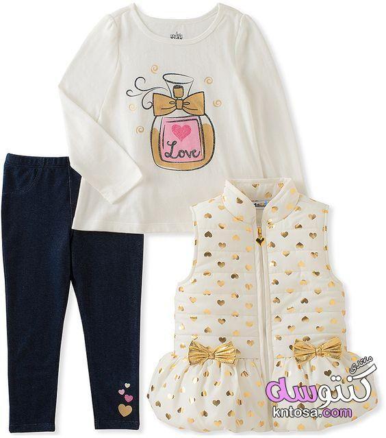 اجمل ملابس اطفال شتاء2019 Winter Clothes For Kids ملابس اطفال شتوي بناتي اشيك ملابس الاطفال الشتوية Kntosa Com Kids Outfits Baby Boy Fall Outfits Toddler Tops