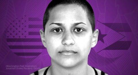 Emma Gonzalez represents a younger Cuban-American demographic that is sharing the political shift toward progressive ideals characteristic of millennials and Generation Z.