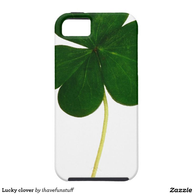 Lucky clover iPhone 5 cases https://www.zazzle.ca/z/3yyqb