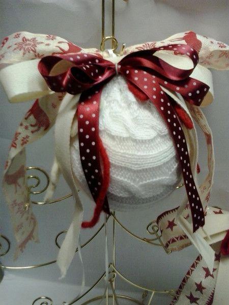 http://it.dawanda.com/product/91081723-sfere-natalizie-in-lana-decorate