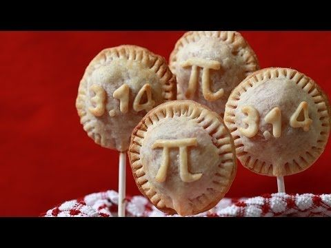 PI PIE POPS - NERDY NUMMIES - YouTube