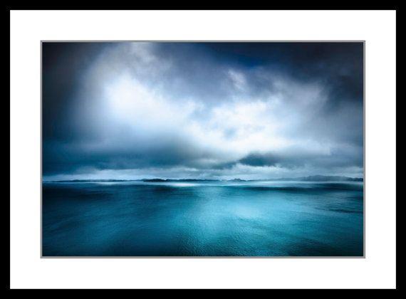 Extra große Fotografie Schottland Schottisches Hochland