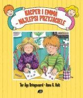 Kacper i Emma najlepsi przyjaciele - Tor Åge Bringsværd - Aros - dyskont książkowy - hurtownia książek