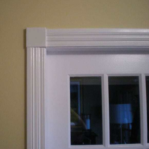 10 Best Plinth Blocks Images On Pinterest Molding Ideas